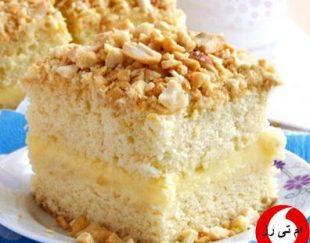 کیک بادامی لاتامارکو