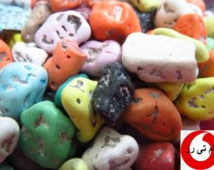 شکلات سنگی لاتامارکو