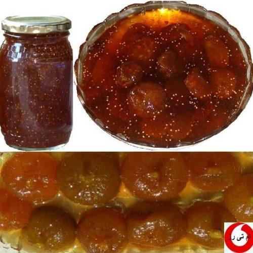 فروش مربای انجیر لاتامارکو ترکیه
