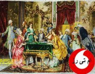 تابلو فرشهای بافت تبریز در ام تی رز