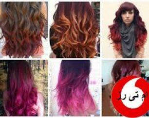 واردات رنگ مو در ام تی رز