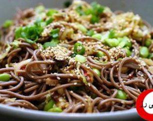 فروش اسپاگتی سبوس دار قطر ۱٫۵ میلیمتر لاتامارکو ترکیه