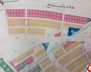 ۳۹۲ متر زمین مسکونی در فاز ۱ شهرک خاوران تبریز