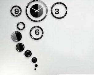ساعت دیواری در ام تی رز