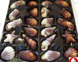 صدف شکلاتی لاتامارکو