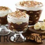 فروش پودینگ شکلاتی لاتامارکو