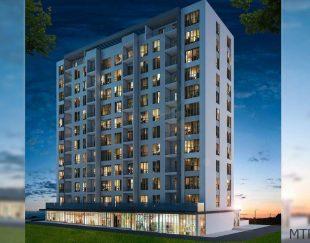 آپارتمانهایی با طراحی خانه هوشمند در شیشلی در استانبول