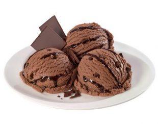 بستنی شکلاتی لاتامارکو