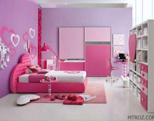 سرویس اتاق خواب کودک در ام تی رز