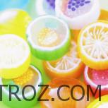 فروش آبنبات میوه ای لاتامارکو