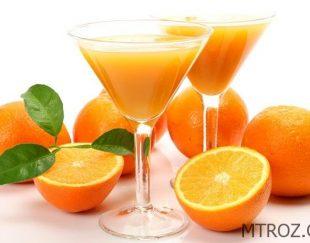 ابمیوه پرتقال لاتامارکو  1 لیتری