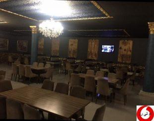 رستوران ارگ به مديريت حسين عبادي
