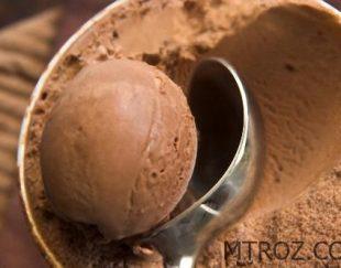 بستنی با طعم قهوه در لاتامارکو