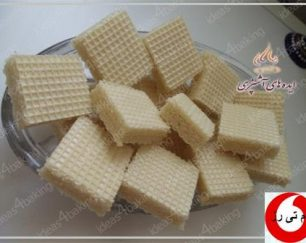 ویفر کرمدار شیری لاتامارکو