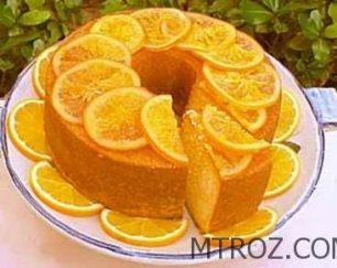 فروش پودر کیک پرتقالی آماده لاتامارکو
