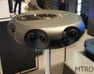 فروش دوربین های 360 درجه