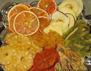 میوه خشک در لاتامارکو
