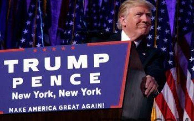ترامپ: امیدوارم همه چیز بین ما و ایران خوب شود
