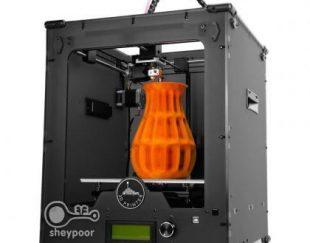پرینتر سه بعدی مدلسازی ریخته گری دقیق
