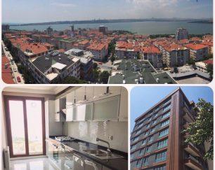 فروش واحدهای آپارتمانی با منظره دریا در استانبول
