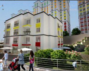 اجاره خانه در استانبول ام تی رز