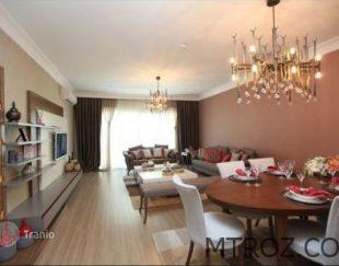 فروش اپارتمان ۱۱۵ متری در قلب استانبول
