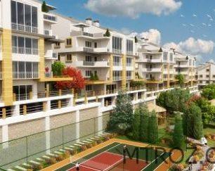 واحدهای آپارتمان فروشی با دید کامل دریا استانبول