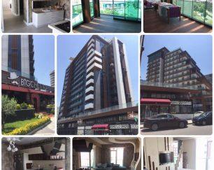 فروش اپارتمان لوكس در قلب استانبول