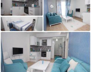 اجاره آپارتمان تك خوابه مبله در استانبول