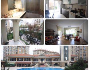 فروش آپارتمان در ام تي رز استانبول
