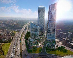فروش دفتر های اداری لوکس در استانبول