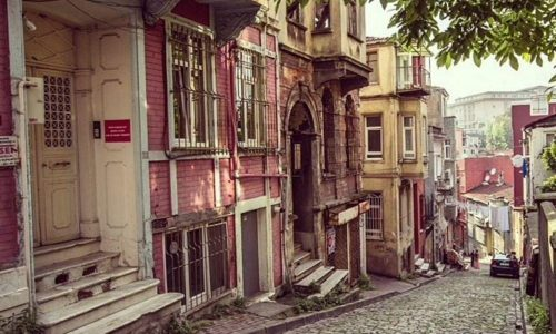 فروش خانه کلنگی در استانبول