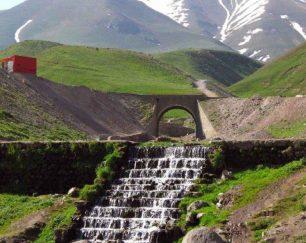 طبیعت بسیار زیبای شهرستان مشگین