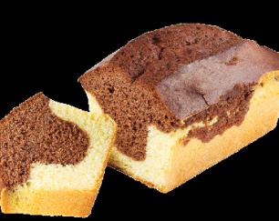 کیک دو رنگ لاتامارکو