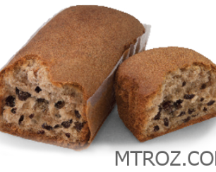کیک مغزدار کشمشی لاتامارکو