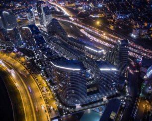 پروژه ای با امکانات بالا در مجاورت اتوبان اصلی استانبول