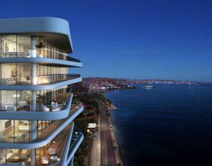 پروژه مسکونی لوکس استانبول
