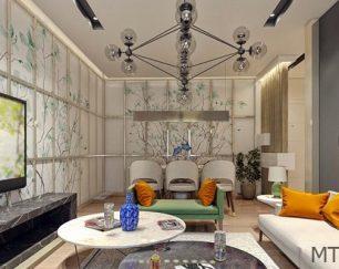 بهترین پروژه منطقه ماسلاک استانبول
