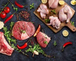 فروش مرغ و تخم مرغ ارگانیک در سوپر مارکت خاوران تبریز