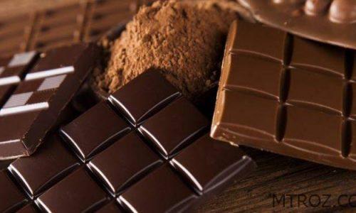 بهترین ضد افسردگی طبیعی شکلات تخته ای تلخ NeNe