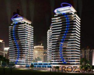 آپارتمان بزرگ در بهترین منطقه استانبول