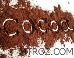 پذیرش نماینده جهت پخش پودر کاکائو ترکیه