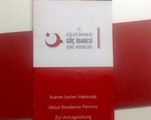 انواع اقامت یکساله ترکیه