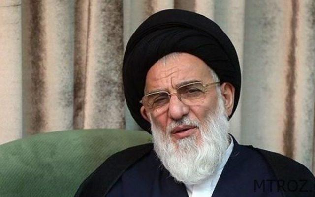 آیت الله هاشمی شاهرودی رئیس مجمع تشخیص مصلحت نظام دار فانی را وداع گفت