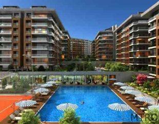 مجموعه آپارتمان های مسکونی نوساز در۳۰۰ متری ساحل  بویوک چکمه جه استانبول, ترکیه