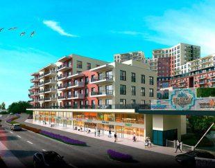 فروش آپارتمان در منطقه علی بی کوی استانبول