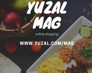 مجله مواد غذايي يوزال مگ yuzalmag