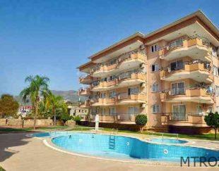آپارتمان دو خوابه ساحلی در منطقه ای آرام درآلانیا, اوبا, ترکیه
