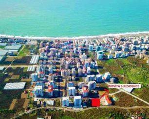 آپارتمان نوساز ساحلی در آلانیا, ترکیه – سونا, بدنسازی, استخر سرپوشیده