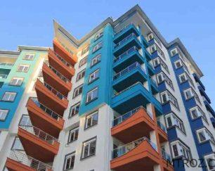 آپارتمان استودیو در مجتمع نوسازآلانیا, توسمور, ترکیه